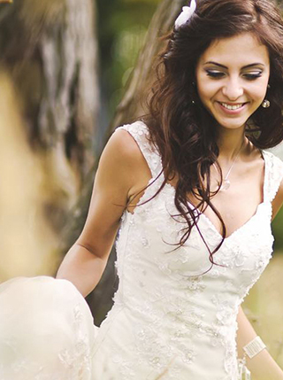 Find designer Wedding Dresses on White Gown
