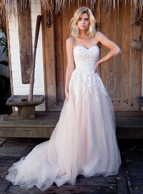 07ff2b246df Mia Solano Wedding Dress for Sale