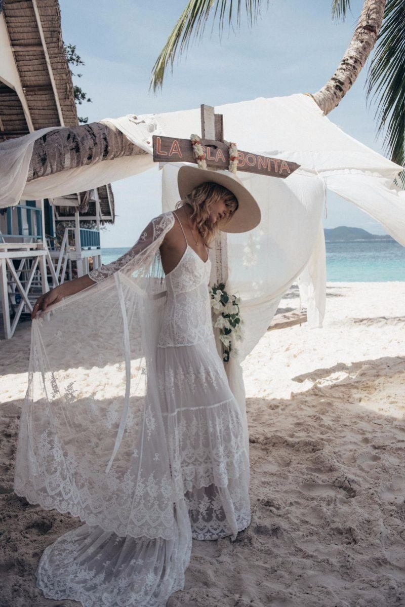 Spell and the Gypsy Wedding Dress for Sale | White Gown
