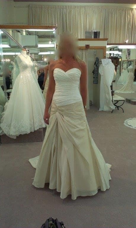 Maggie Sottero Wedding Dress Size 12 For Sale At White Gown