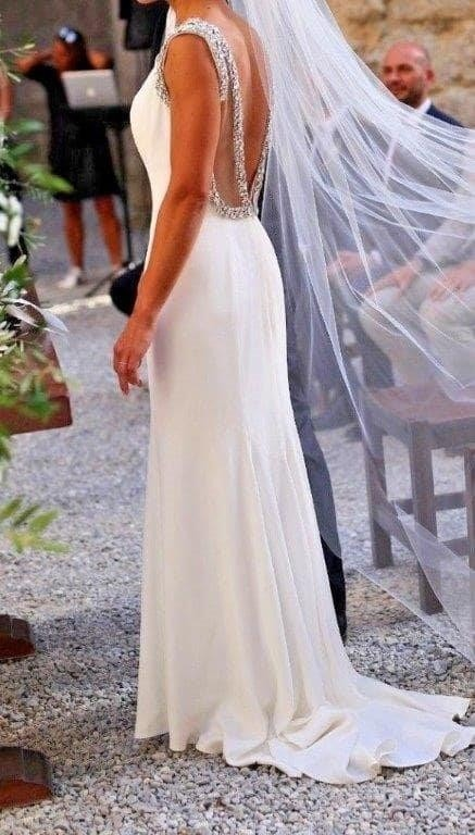 Jenny Packham Wedding Dress Size 6 For Sale White Gown,Jacket Dress For Wedding Guest