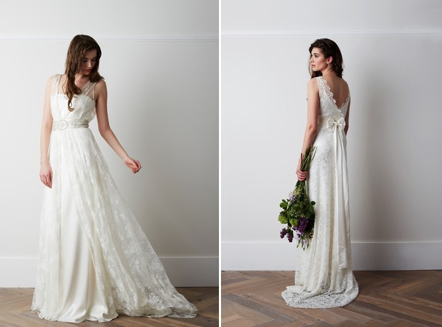 Charlie Brear Wedding Dress For Sale | White Gown