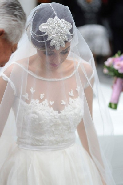 Leni Design Wedding Dress - Used