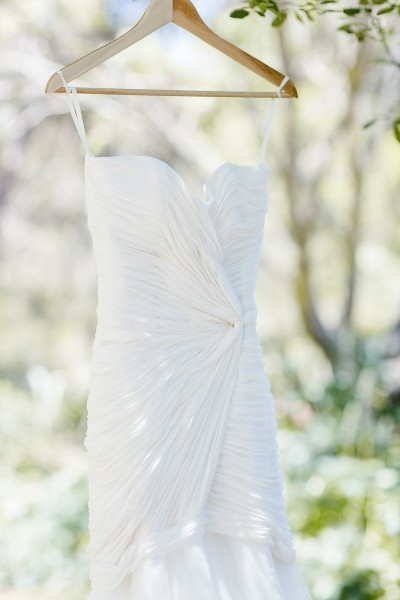 Karen Willis Holmes Wedding Dress For Sale | White Gown