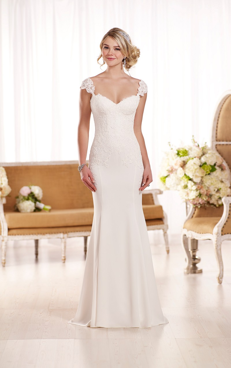 Essense of Australia Wedding Dress For Sale | White Gown