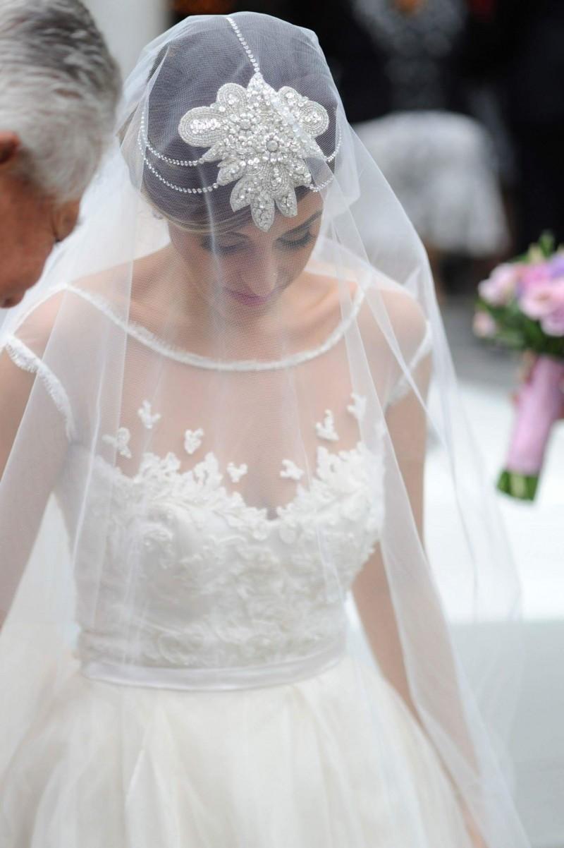 Leni Design Wedding Dress For Sale | White Gown
