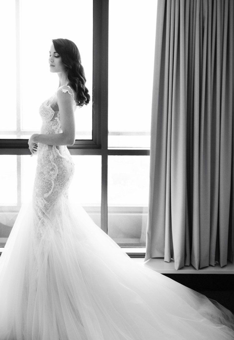 Mxm Couture Wedding Dress | White Gown