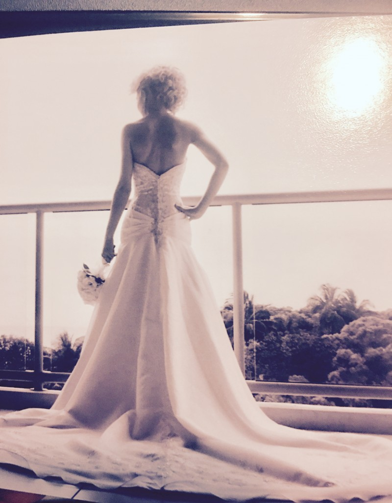 Allure Bridal Gown For Sale | White Gown