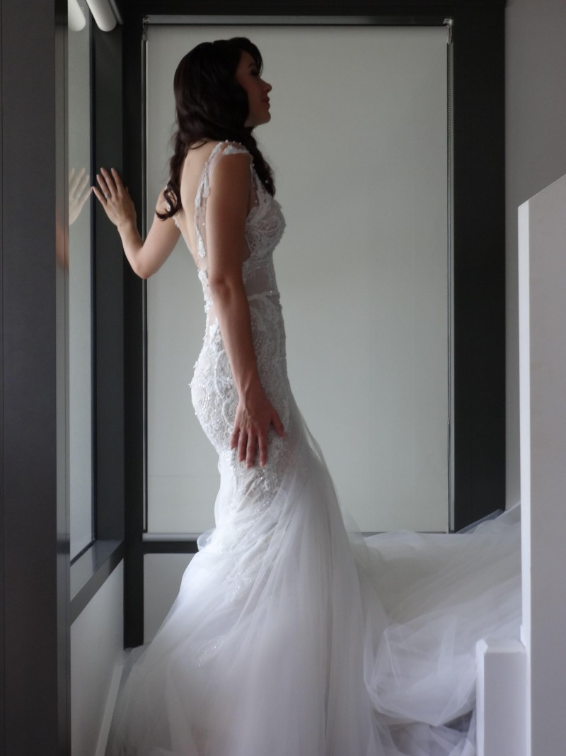 Mxm Couture Wedding Dress For Sale | White Gown