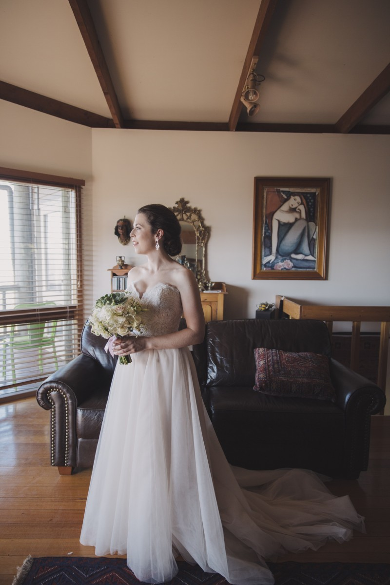 Allure Bridal Wedding Gown For Sale   White Gown